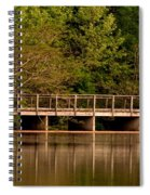 Lake Forest Bridge Spiral Notebook
