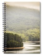 Lake Forest Spiral Notebook
