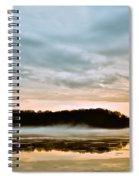 Lake Hamilton Spiral Notebook