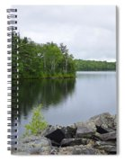 Lake Hebron Spiral Notebook