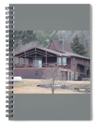 Lake Home Spiral Notebook