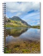 Lake Idwal Spiral Notebook