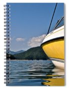 Lake Jocassee Spiral Notebook