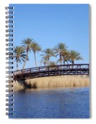 Lake Las Vegas Spiral Notebook