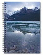 Lake Louise #3 Spiral Notebook