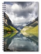 Lake Louise Banff National Park Spiral Notebook