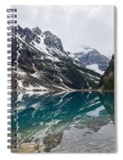 Lake Louise Spiral Notebook