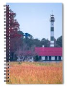 Lake Mattamuskeet Pumping Station Spiral Notebook