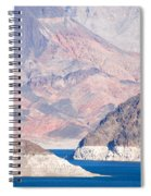 Lake Mead National Recreation Area Spiral Notebook