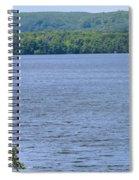 Lake Michigan  Spiral Notebook