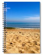 Lake Michigan Spiral Notebook