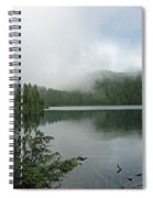 Lake Mowich Spiral Notebook