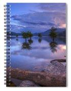 Lake Ocoee Spiral Notebook