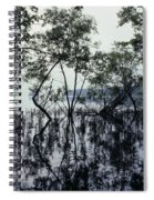 Lake Of Two Mountains, Senneville Spiral Notebook