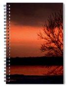Lake Ontario Spiral Notebook