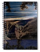 Lake Powell Utah Spiral Notebook