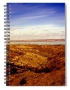 Lake Sakakawea North Dakota Spiral Notebook