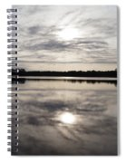 Lake Seminole Spiral Notebook