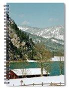Lake Side Living Spiral Notebook