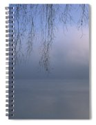 Lake Stillness Spiral Notebook