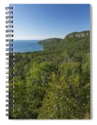 Lake Superior Grand Portage 2 Spiral Notebook