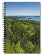 Lake Superior Grand Portage 3 Spiral Notebook