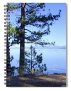 Lake Tahoe In The Morning Spiral Notebook