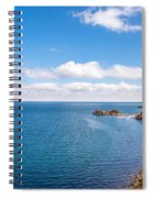 Lake Titicaca Coastline  Spiral Notebook