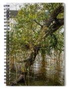 Lake Tree Spiral Notebook
