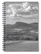 Lake Willoughby Vermont Spiral Notebook