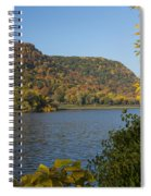 Lake Winona Autumn 9 Spiral Notebook