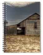 Lake Worth Barn Spiral Notebook
