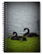 Lakeland Treasures Spiral Notebook