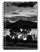 Lakes Of Killarney - County Kerry - Ireland Spiral Notebook