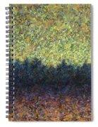 Lakeshore Sunset Spiral Notebook