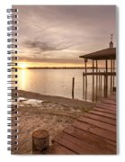 Lakeside II Spiral Notebook