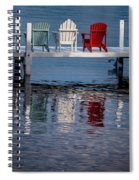 Lakeside Living Number 2 Spiral Notebook