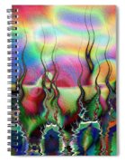 Lakeside Somewhere Spiral Notebook