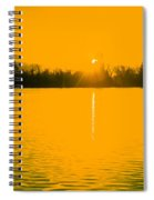 Lakeside Tower Spiral Notebook