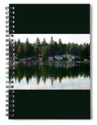 Lakewood Bay Spiral Notebook