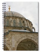 laleli Mosque 03 Spiral Notebook