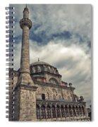 laleli Mosque 06 Spiral Notebook