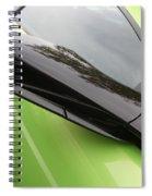 Lambopassmir8715 Spiral Notebook