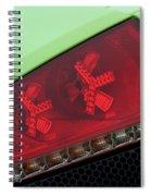 Lambotail8668 Spiral Notebook