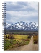 Lamoille  Spiral Notebook