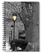 Lamp Lite Spiral Notebook