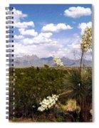 Lampadres De Dios Spiral Notebook