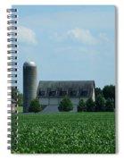Lancaster Co Farm   # Spiral Notebook