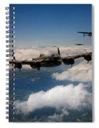 Lancaster Formation  Spiral Notebook