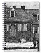 Lancaster, Pennsylvania Spiral Notebook